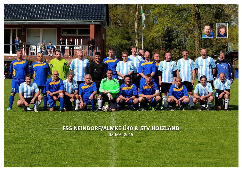 FSG Neindorf-Almke & STV Holzland Ü40